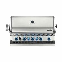Napoleon Prestige PRO 665 Built-In Grill with Infrared Rotis