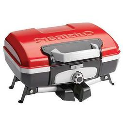 Cuisinart Petit Gourmet Tabletop Gas Grill - Red