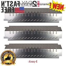 Porcelain Steel Heat Shield Heat Plate for Centro Charbroil