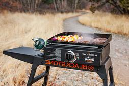 portable outdoor propane gas griddle grill tabletop