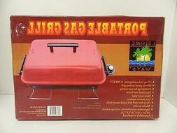 PortableTabletop Gas Grill -- Propane, Tailgate, Home or Cam