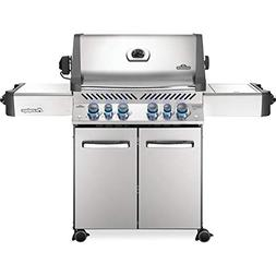 Napoleon Prestige 500 Natural Gas Grill with Infrared Rear B