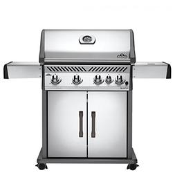 Napoleon Rogue 525 Freestanding Stainless Steel Gas Grill wi