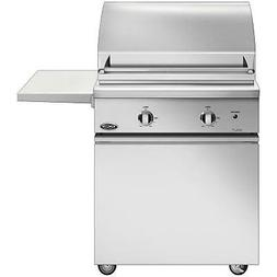 DCS Series 7 Traditional 30-Inch Propane Gas Grill On DCS CS