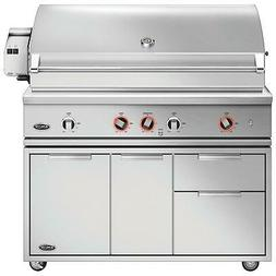DCS Series 9 Evolution 48-Inch Natural Gas Grill With Rotiss