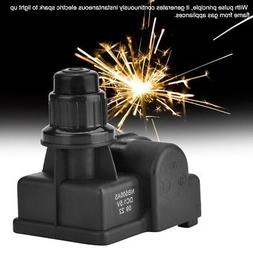 Spark Generator Push Button Igniter 3/5 Outlet AA Battery BB