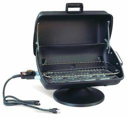 Tabletop Outdoor Electric Grill Camping Hunting Ice Fishing