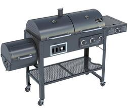 Smoke Hollow Triple Function Propane Gas/Charcoal Grill And